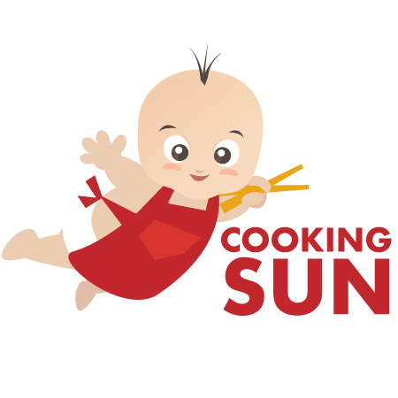 Cooking Sun Logo