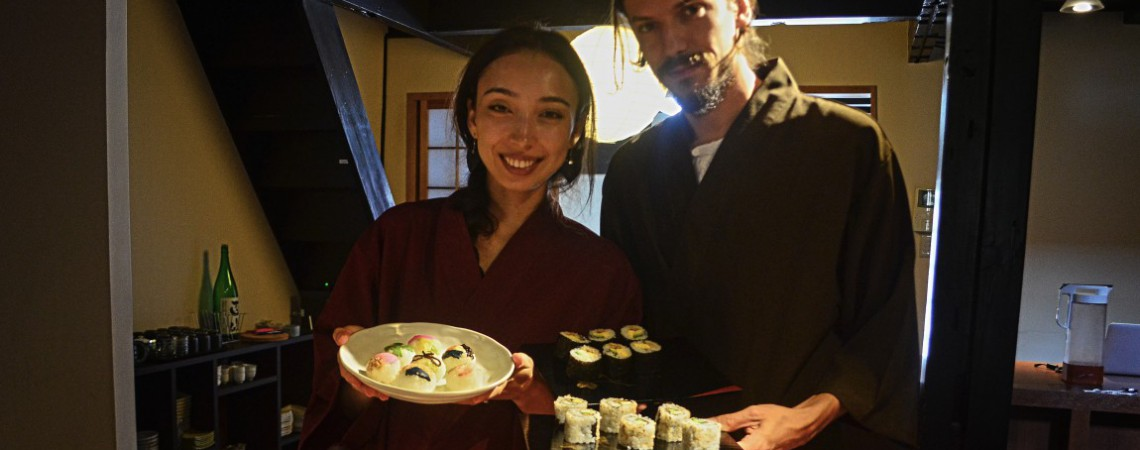 Cooking Class in Kyoto